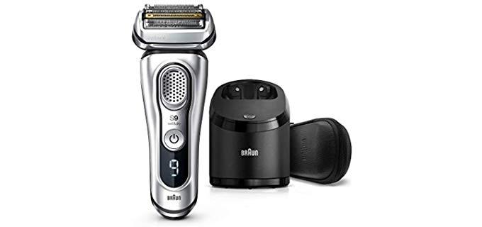 Braun Series 9 9390CC - Electric Razor for Elderly Men