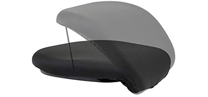 Carex Uplift Premium - Elderly Lift Memory Foam Cushion