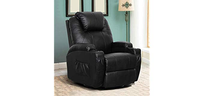 Esright Ergonomic - Recliner for Seniors