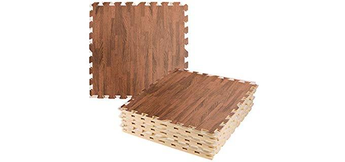 Wisfor Flooring Mat - Flooring for Seniors