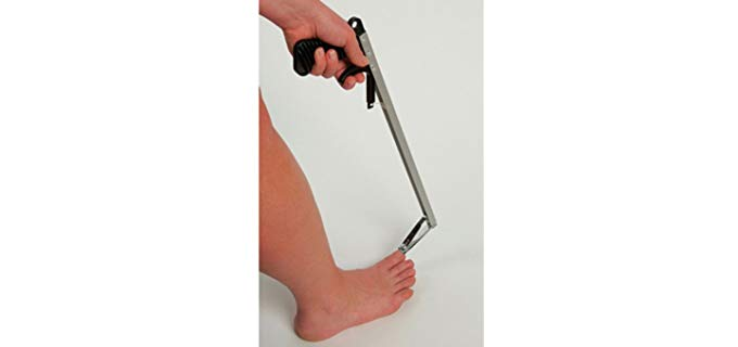 Maddak Pistol Grip - Toenail Clipper for Elderly Individuals