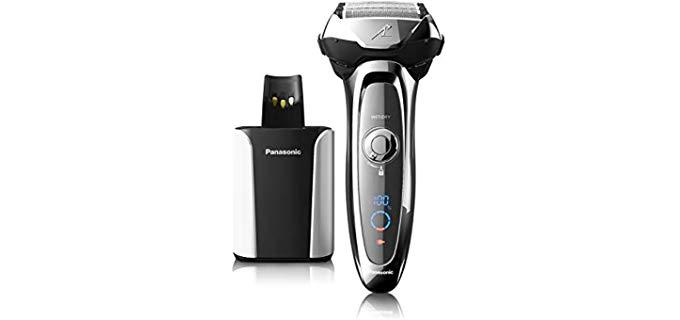 Panasonic Arc5 - Electric Razor for Older Men
