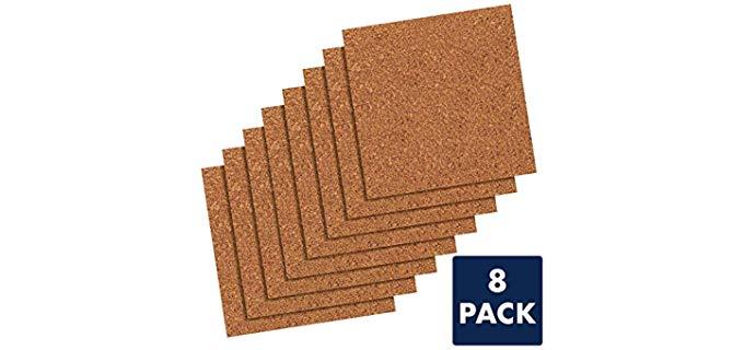Quartet Cork Boards - Cushioned Flooring for Seniors