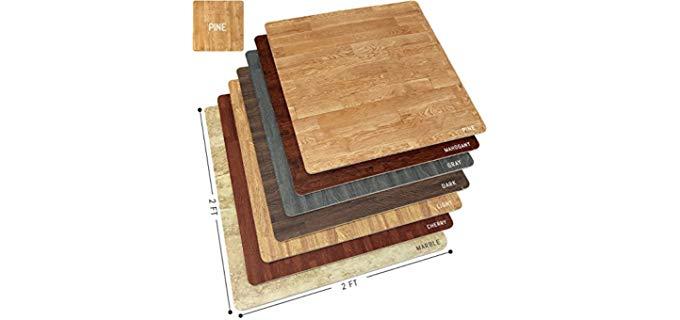 Sorbus Foam - Foam Interlocking Mats Tile