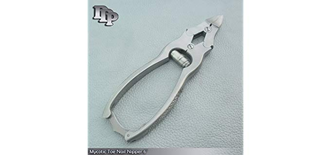 Tiptop Mycotic - Medical Toenail Clipper for Older People