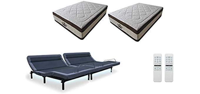 Leggett and Platt Adjustables - Adjustable Bed for Older Individuals