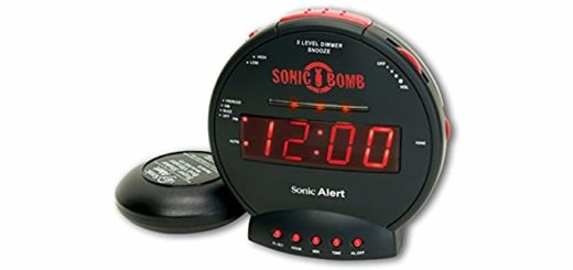Alarm Clock for the Elderly