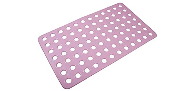 All Pride Safety - Non-Slip Shower Mat for Older Individuals and Kids