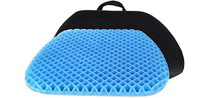 FOMI Premium - Non-Slip Pressure Sore Cushion for Recliners