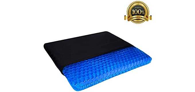 Helishy Gel - Cooling Pressure Sore Cushion for Recliners