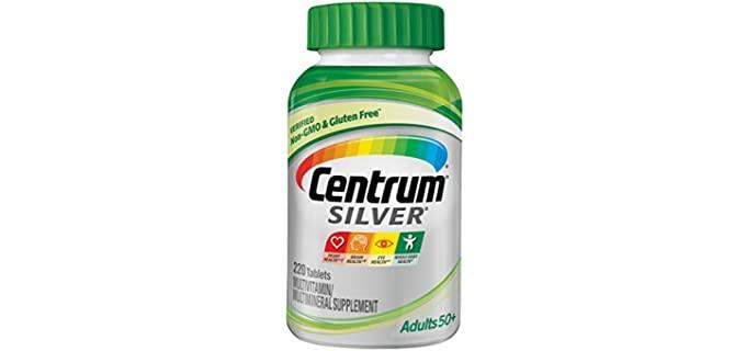 Centrum Silver - Multivitamin for Seniors