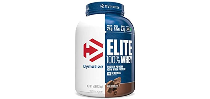 Dymatize Elite - Protein Drink for Seniors