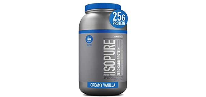Isopure  - Diet Protein Powder for Seniors