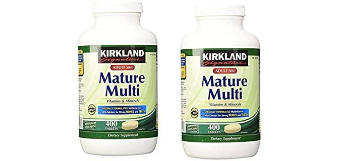 Kirkland Signature - Multivitamin for Seniors