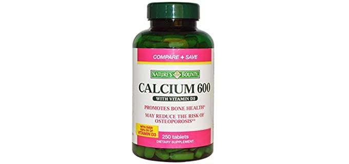 Nature's Bounty Calcium - Senior's Calcium Supplement