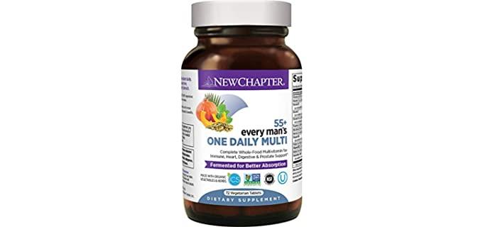 New Chapter Multivitamin - Senior Men's Multivitamin