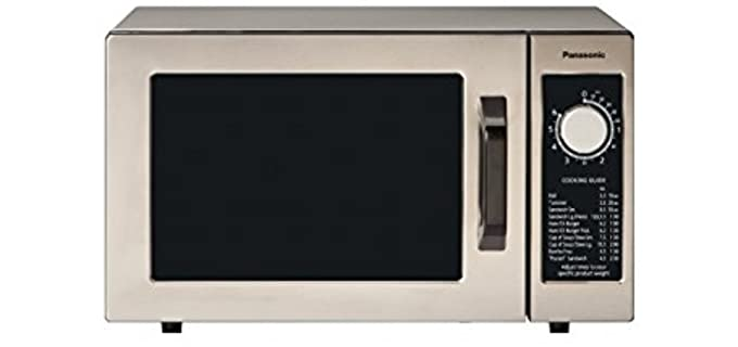 Panasonic Consumer - Commercial Microwave for Older Persons
