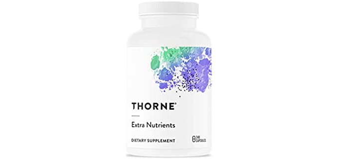 Thorne Research Advanced Nutrients - Multivitamin for Senior Persons