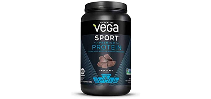 Vega Sport Protein - Sport Protein Drink for Senior Persons