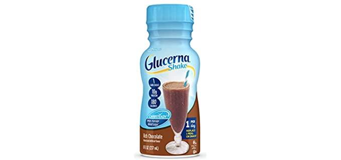 Glucerna Diabetes - Nutritional Drink for Diabetic Seniors