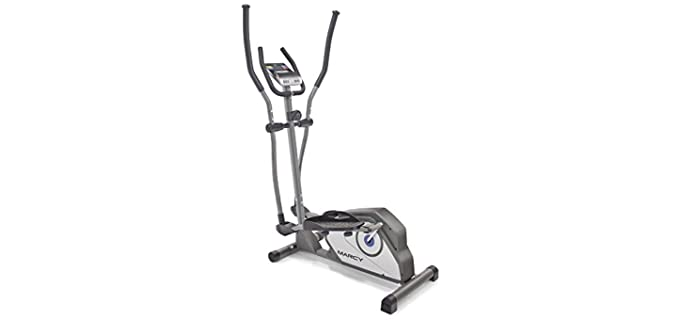 Marcy Magnetic Trainer - Elliptical Machine for Seniors
