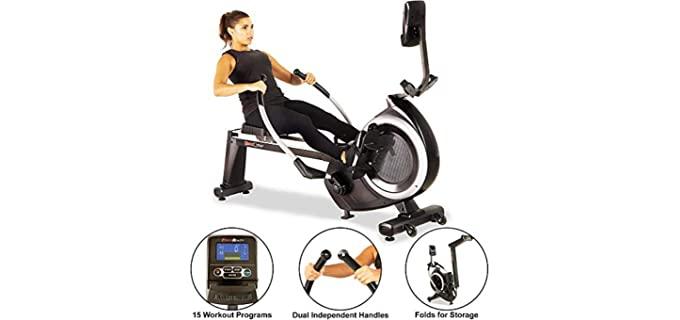 Fitness reality 4000MR - Senior's Rowing Machine