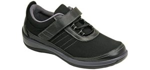 Orthofeet Women's Breeze - Senior's Walking Shoe
