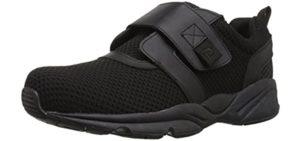 Propet Men's Stability X Strap - Hook and Loop Senior's Walking Shoe