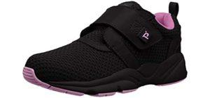 Propet Women's Stability X Strap - Hook and Loop Senior's Walking Shoe
