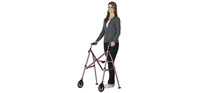 Able Life Space Saver - Foldable Walker for Seniors