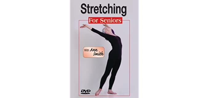 Ann Smith Stretching for Seniors - Stretching DVD for Seniors