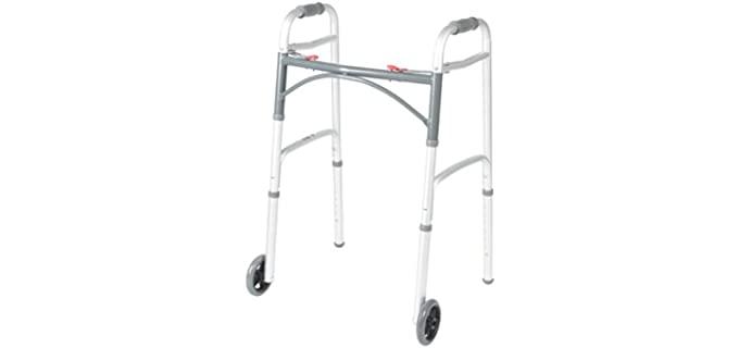 Drive Medical Deluxe - Walker for Seniors