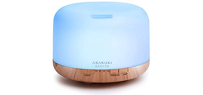 Asakuki Premium - Humidifier for Seniors