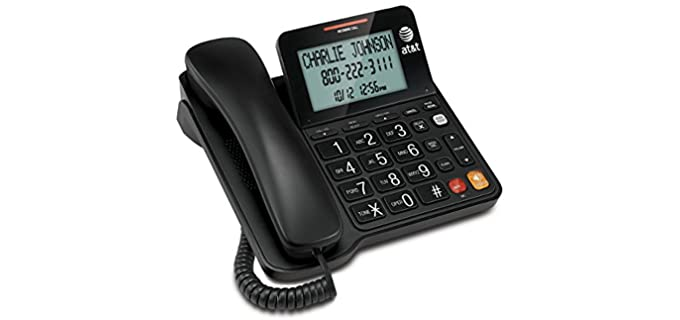 At and T Corded - Landline Phone for Seniors