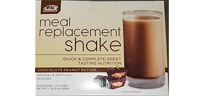 Advocare Single Serve - Nutritious Shake for Seniors