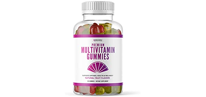 Havasu Nutrition Multivitamin - Chewable Vitamin for Seniors