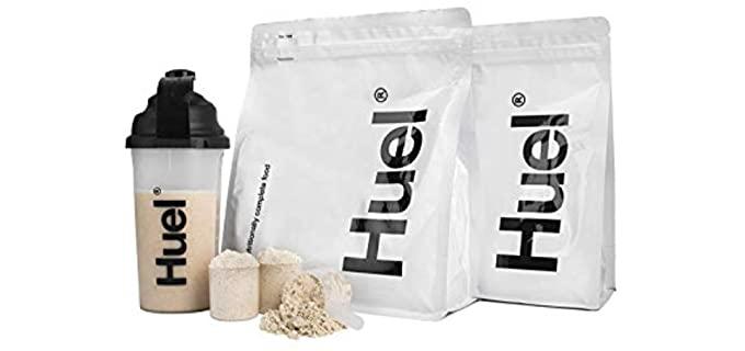 Huel Starter Kit - Complete Nutritional Drink for Seniors