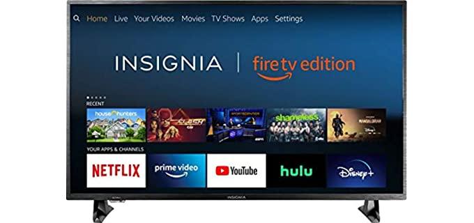 Insignia NS-32DF310NA19 - Smart TV for SEniors