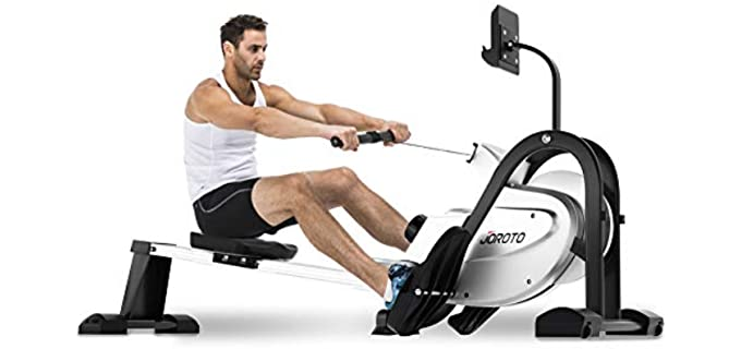 Joroto Magnetic - Rowing Machine for Seniors
