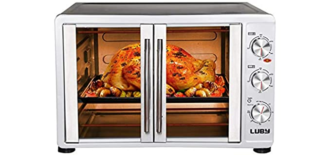 Luby Large - Largere Senior's Toaster Oven