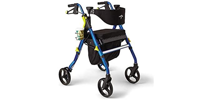 Medline Premium - Walker for Seniors