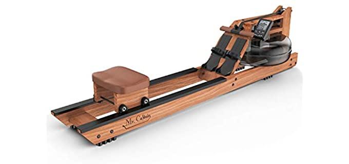 Mr Captain Home Use - Senior's Rowing Machine