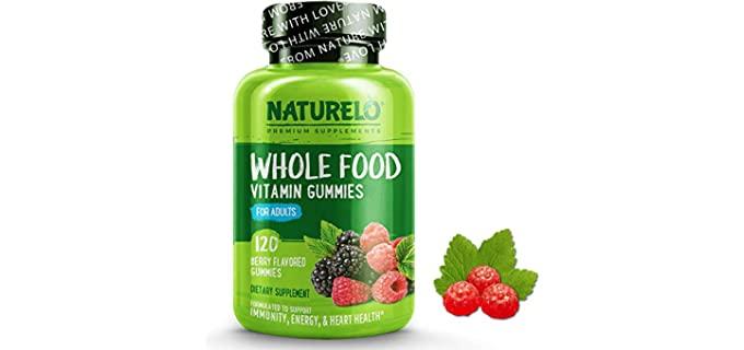 Naturelo Whole - Whole Food Senior Vitamin