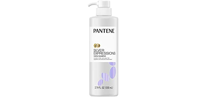 Pantene Silver Expressions - Silver Shampoo for Seniors