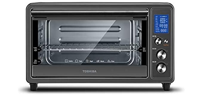 Toshiba Digital - Senior's Toaster Oven