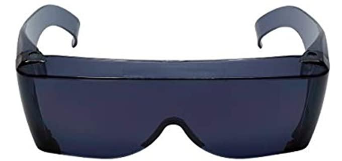 Cover-Ups Black - Fit Over Sunglasses for Seniors