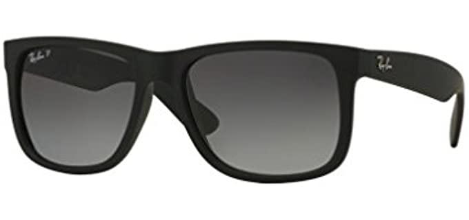 Ray-Ban Justin - Polarized Sunglasses for Seniors
