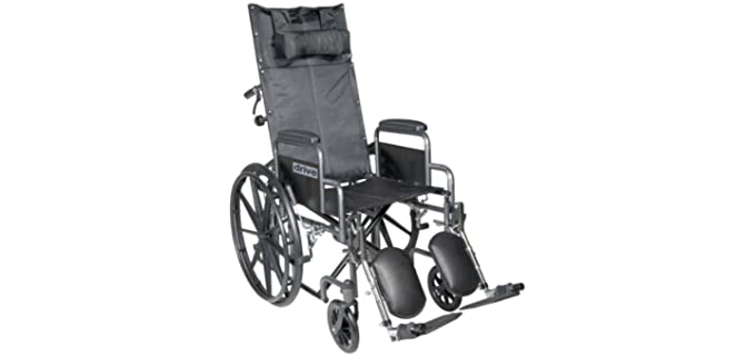 Drive Medical SSP20RBDDA - Senior's Wheelchair
