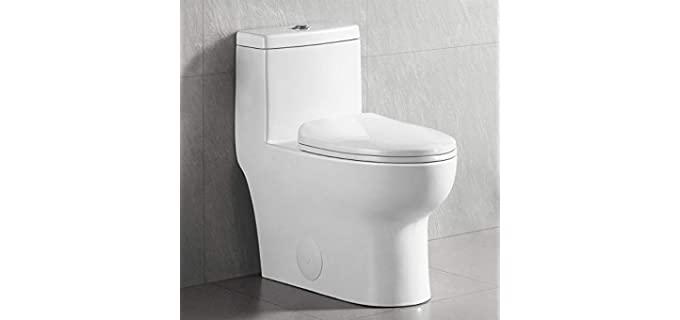Deer Valley Daul Flush - Senior's Toilet