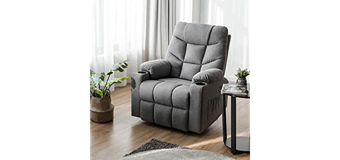 Giantex Electric - Recliner for Seniors